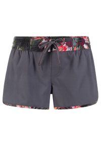 Szare spodnie bonprix z aplikacjami, na plażę