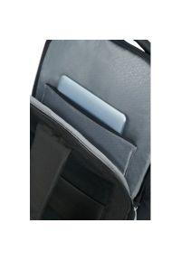Czarny plecak na laptopa Samsonite sportowy