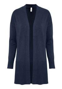 Soyaconcept Sweter Dollie granatowy female niebieski M (40). Kolor: niebieski. Materiał: dzianina. Długość: długie