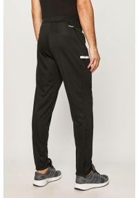 Czarne spodnie dresowe adidas Performance z aplikacjami #3