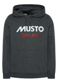 Musto Bluza 82019 Szary Regular Fit. Kolor: szary #2