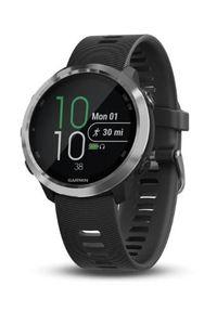 Czarny zegarek GARMIN sportowy, cyfrowy