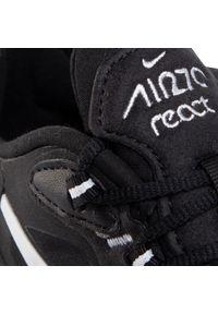 Czarne półbuty Nike z cholewką, casualowe #7