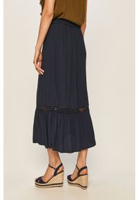 Niebieska spódnica Vila casualowa, na co dzień