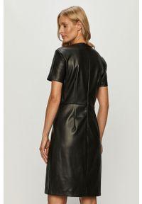 Czarna sukienka only casualowa, mini