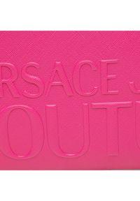 Versace Jeans Couture Torebka E1VWABRX Różowy. Kolor: różowy