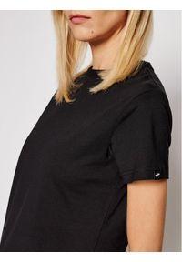 Joma T-Shirt Desert 901326.100 Czarny Regular Fit. Kolor: czarny