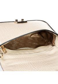 Beżowa torebka klasyczna Puccini klasyczna #5