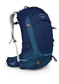 OSPREY plecak trekkingowy Stratos 34 II eclipse blue M/L. Kolor: niebieski