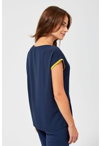 Koszula MOODO z koszulowym kołnierzykiem