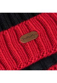 Czerwona czapka PaMaMi