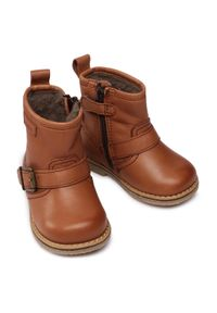 Froddo - Kozaki FRODDO - G2160055-1 M Cognac. Okazja: na spacer. Kolor: brązowy. Materiał: skóra. Sezon: zima, jesień