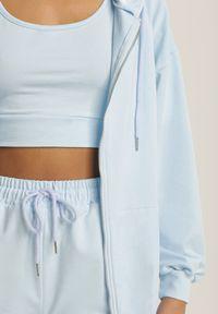 Renee - Jasnoniebieski Komplet Trzyczęściowy Kelleth. Kolor: niebieski