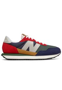 Sneakersy New Balance z cholewką, na co dzień