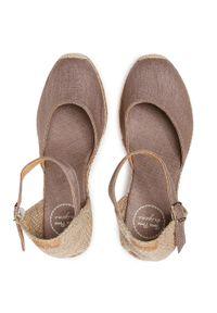 Brązowe sandały Toni Pons