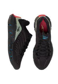 Czarne sneakersy Reebok
