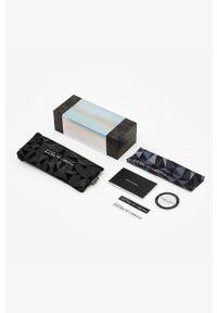 Hawkers - Okulary przeciwsłoneczne CARBON BLACK SKY MOTION. Kolor: niebieski