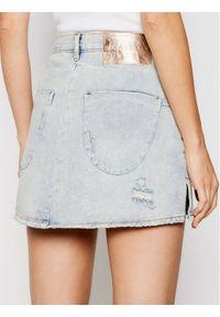 Niebieska spódnica jeansowa One Teaspoon