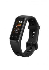 Czarny zegarek HUAWEI cyfrowy, sportowy