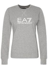 EA7 Emporio Armani Bluza 8NTM39 TJ31Z 3905 Szary Regular Fit. Kolor: szary