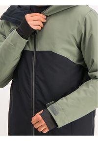 Quiksilver Kurtka snowboardowa Sierra EQYTJ03218 Czarny Modern Fit. Kolor: czarny. Sport: snowboard #6