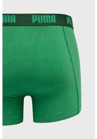 Zielone majtki Puma