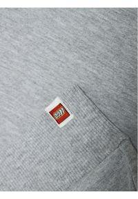 LEGO Wear Spodnie dresowe 12010052 Szary Regular Fit. Kolor: szary. Materiał: dresówka