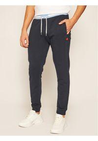 Niebieskie spodnie dresowe Ellesse