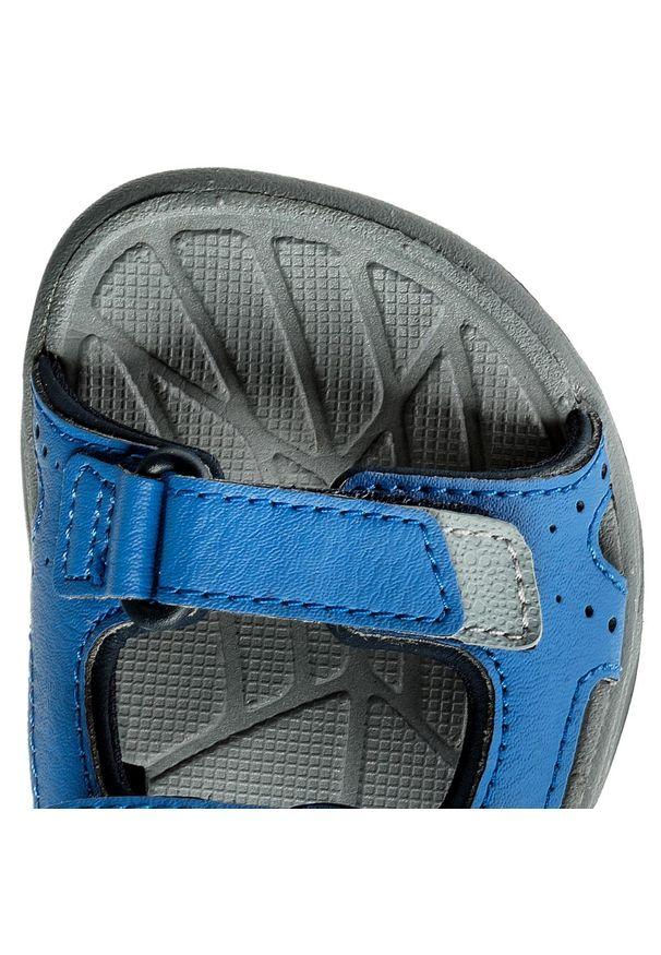 Niebieskie sandały columbia