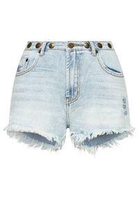 Niebieskie szorty jeansowe One Teaspoon