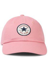 Różowa czapka Converse