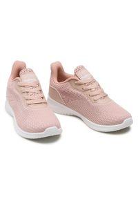 Refresh - Sneakersy REFRESH - 72940 Nude. Okazja: na co dzień. Kolor: różowy. Materiał: skóra ekologiczna, materiał. Szerokość cholewki: normalna. Styl: casual #3
