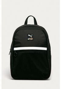 Puma - Plecak. Kolor: czarny