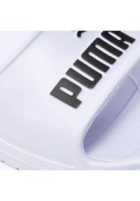 Klapki PUMA - Divecat V2 369400 02 Puma White/Puma Black. Okazja: na co dzień. Kolor: biały. Sezon: lato. Styl: casual