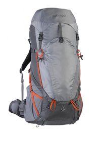 Vango plecak Wrath Grey Orange 60:70. Kolor: szary. Materiał: mesh