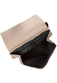 Beżowy plecak Rains