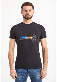 T-shirt Ice Play elegancki #5