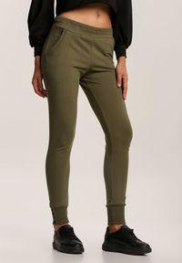 Brązowe spodnie dresowe Renee