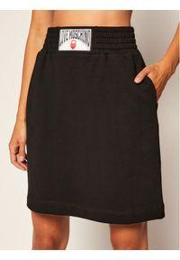 Czarna spódnica Love Moschino