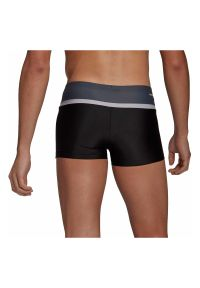 Adidas - Kąpielówki męskie adidas Taper Boxer GM3550. Materiał: nylon, materiał, elastan