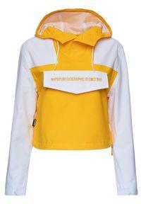 Żółta kurtka przejściowa Napapijri