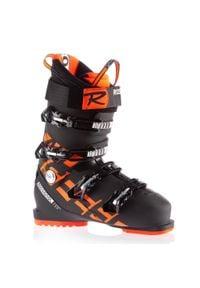 Rossignol - Buty zjazdowe Allspeed 120. Zapięcie: klamry. Kolor: czarny, wielokolorowy, czerwony. Materiał: materiał. Sport: narciarstwo