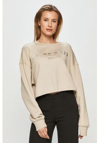 Bluza Miss Sixty z aplikacjami, długa, bez kaptura
