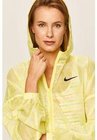 Kurtka Nike Sportswear długa, z kapturem