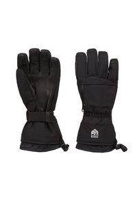 Rękawiczki sportowe Hestra narciarskie, z motywem zwierzęcym