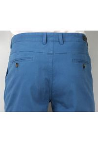 Niebieskie spodnie Ezreal na co dzień, casualowe