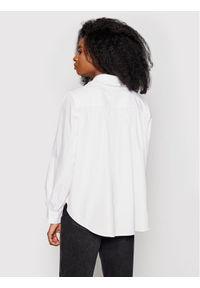 Samsoe & Samsoe - Samsøe Samsøe Koszula Rita F00023156 Biały Loose Fit. Kolor: biały #5