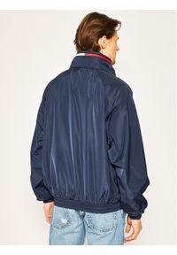 Niebieska kurtka przejściowa Tommy Jeans retro