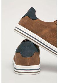 Sneakersy Aldo z cholewką