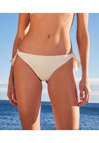 Biały strój kąpielowy dwuczęściowy Etam